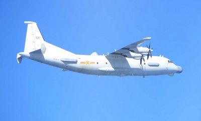 Tiêm kích Hàn Quốc xua đuổi máy bay trinh sát Y-9 Trung Quốc - ảnh 1