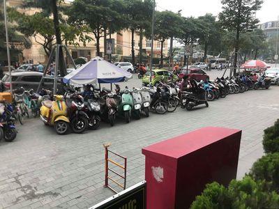 Vụ người phụ nữ bị đánh tại trung tâm thương mại ở Hà Nội: Đình chỉ công tác bảo vệ - ảnh 1