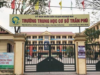 Vụ thầy giáo bị tố dâm ô nhiều nam sinh ở Hà Nội: 7 học sinh đã đi học bình thường - ảnh 1