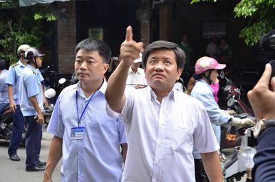 Ông Đoàn Ngọc Hải nhận hơn 100 triệu đồng tiền trợ cấp thôi việc - ảnh 1