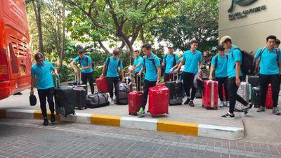 Sau thất bại tại VCK U23 châu Á, thủ môn Bùi Tiến Dũng không dự AFC Champions League cùng CLB TP.HCM - ảnh 1