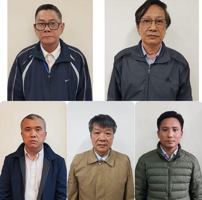 Sai phạm tại dự án cao tốc Đà Nẵng- Quảng Ngãi: 5 đối tượng vừa bị khởi tố là ai? - ảnh 1