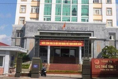 Bắt quả tang trưởng phòng Cục thuế tỉnh Thanh Hóa nhận tiền của doanh nghiệp trên ô tô - ảnh 1