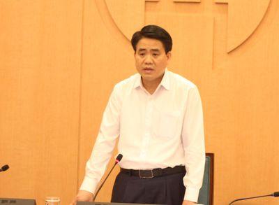 Chủ tịch UBND TP. Hà Nội: Dịch Covid-19 tại bệnh viện Bạch Mai rất phức tạp - ảnh 1