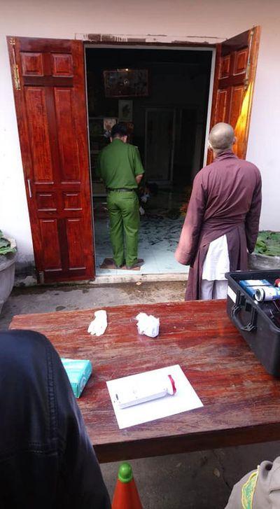 Vụ  3 người thương vong trong chùa ở Bình Thuận: Bộ Công an vào cuộc, đã khoanh vùng hung thủ - ảnh 1