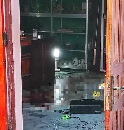 Vụ 3 người thương vong trong chùa ở Bình Thuận: Hé lộ nguyên nhân vụ án mạng - ảnh 1