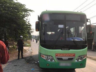 Nữ tiếp viên xe buýt bị hành khách đâm chết ở TP.HCM - ảnh 1