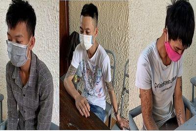 Bắt tạm giam ba đối tượng xâm hại bé gái 15 tuổi sau khi sử dụng ma túy - ảnh 1