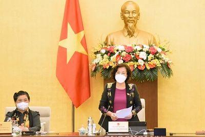 Chủ tịch Quốc hội đề nghị nghiên cứu thành lập bộ Thanh niên - ảnh 1
