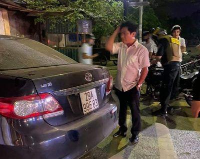 Khởi tố vụ án Trưởng Ban nội chính Tỉnh ủy Thái Bình nghi gây tai nạn chết người - ảnh 1