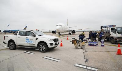 """""""Biến mất"""" khỏi vị trí làm việc tại sân bay Nội Bài, giám sát viên bị phạt 25 triệu đồng - ảnh 1"""
