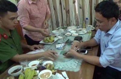 Bộ Công an thông tin về vụ bắt nhà báo tại Yên Bái - ảnh 1