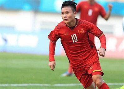 """Pha đá phạt """"thần sầu"""" của Quang Hải đoạt giải bàn thắng đẹp nhất Asian Cup 2019 - ảnh 1"""