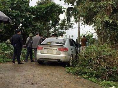 Vụ nổ súng bắn vào đầu tài xế, cướp xe taxi ở Tuyên Quang: Nghi phạm không có biểu hiện ăn chơi, đua đòi - ảnh 1