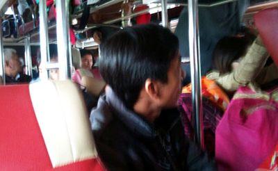 Nhân viên xe khách Phương Trang bị tố từng sàm sỡ hành khách 13 tuổi lúc rạng sáng - ảnh 1
