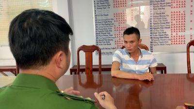 Vụ tài xế xe ôm công nghệ bị cứa cổ ở TPHCM: Hé lộ lý lịch bất hảo của nghi phạm - ảnh 1