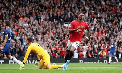 Manchester United đá bại Chelsea 4-0 trong trận ra quân Premier League - ảnh 1