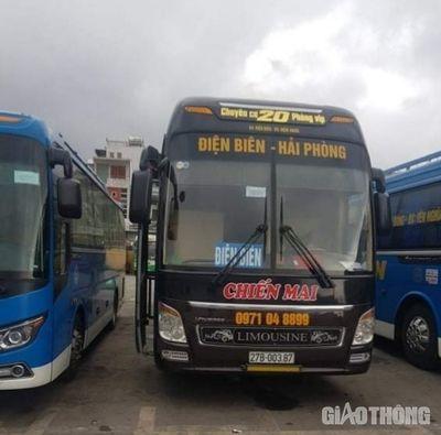 Vụ lô xe khách nghi làm giả số khung, số máy: Công an tỉnh Điện Biên vào cuộc điều tra - ảnh 1