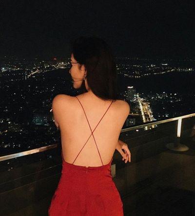 """Vóc dáng gợi cảm chẳng kém người mẫu của cô nàng """"có cuộc sống sang chảnh nhất rich kid"""" Việt - ảnh 1"""