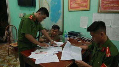 Vụ anh chém 3 người nhà em gái thương vong ở Thái Nguyên: Hàng xóm tiết lộ bất ngờ về nghi phạm - ảnh 1