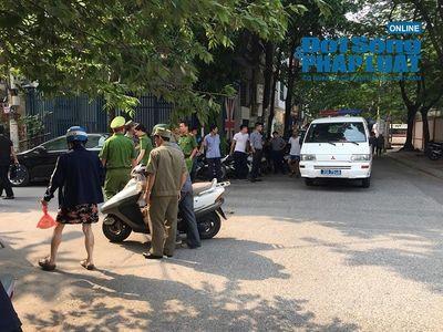 Nghi án thanh niên sát hại 2 nữ sinh rồi tự tử ở Hà Nội: Bàng hoàng lời kể nhân chứng - ảnh 1