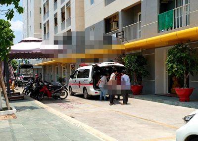 Tá hỏa phát hiện phó giám đốc công ty môi trường tử vong trong căn hộ chung cư - ảnh 1