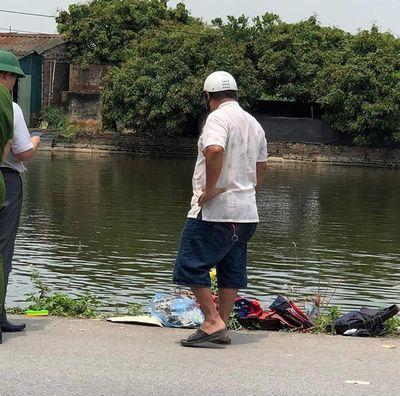 Hưng Yên: Thi thể người phụ nữ nổi dưới ao sau khi liên hoan - ảnh 1