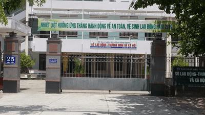 Vụ nguyên phó Giám đốc sở LĐ-TB&XH Bình Định bị bắt: Vì sao vợ mất việc? - ảnh 1