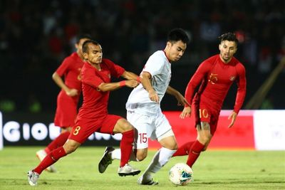 Indonesia tuyên bố bất ngờ trước trận gặp Việt Nam ở vòng loại World Cup - ảnh 1
