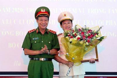 Đại tá Nguyễn Văn Viện được bổ nhiệm làm Cục trưởng Cục CSĐT tội phạm về ma túy - ảnh 1