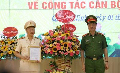 Ông Nguyễn Ngọc Lâm được bổ nhiệm làm Giám đốc Công an tỉnh Quảng Ninh - ảnh 1