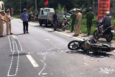 Tin tai nạn giao thông mới nhất ngày 23/6/2020: Người phụ nữ tử vong sau cú va chạm mạnh - ảnh 1