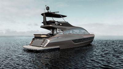 """""""Phi cơ mặt nước"""" xa xỉ đầu tiên của Lexus chỉ dành cho giới siêu giàu - ảnh 1"""