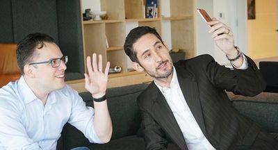 Thêm một giám đốc cấp cao tuyên bố rời khỏi Facebook - ảnh 1