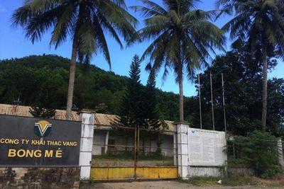 Công ty Vàng Bồng Miêu chính thức phá sản, để lại khoản nợ gần 1 nghìn tỷ đồng - ảnh 1