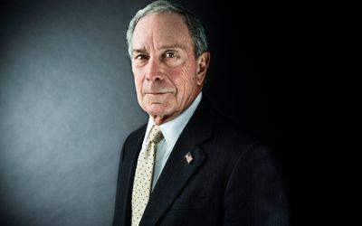 Tỷ phú Bloomberg tính bán hãng tin nếu tranh cử Tổng thống Mỹ vào năm 2020 - ảnh 1
