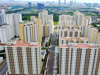 """TP.HCM: 3.790 căn hộ tái định cư tại Thủ Thiêm """"ế chỏng chơ"""" - ảnh 1"""