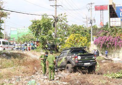 Bình Dương: Điều tra nghi án ô tô đua tốc độ tông chết người bán dưa hấu lề đường - ảnh 1