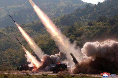 Nhật Bản và Hàn Quốc phát hiện Triều Tiên thử vũ khí vào sáng sớm - ảnh 1