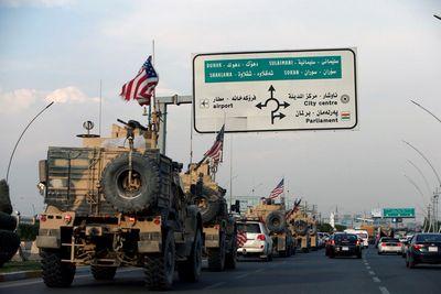 Quân đội Mỹ sẽ rút khỏi Syria, tạm thời đồn trú tại Iraq trước khi trở về Mỹ - ảnh 1