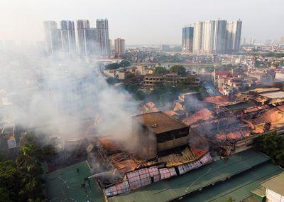 Sau hỏa hoạn, Rạng Đông báo lãi quý III hơn 64 tỷ đồng - ảnh 1
