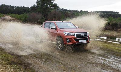 Bảng giá xe Toyota mới nhất tháng 10/2019: Toyota Fortuner máy dầu, số sàn ưu đãi lên tới 64 triệu đồng - ảnh 1