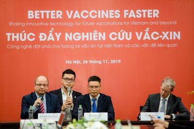Nhờ công nghệ mới, Việt Nam có thể rút ngắn thời gian sản xuất vắc xin phòng cúm gia cầm và bệnh dại - ảnh 1