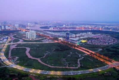 Đề xuất tiếp tục thu hồi phần đất còn lại trong khu đô thị mới Thủ Thiêm  - ảnh 1