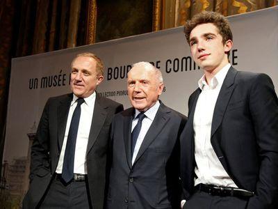 Tỷ phú giàu thứ hai tại Pháp đã lập nghiệp ra sao khi bỏ học từ năm 16 tuổi? - ảnh 1