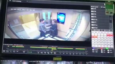 Tình tiết bất ngờ vụ nữ sinh bị sàm sỡ, cưỡng hôn trong thang máy chung cư ở Hà Nội - ảnh 1