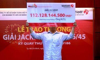 3 giải độc đắc hơn 130 tỷ của Vietlott không có người nhận trong năm 2018 - ảnh 1