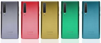 """""""Mãn nhãn"""" với thiết kế sang chảnh của Samsung Galaxy Note 10  - ảnh 1"""