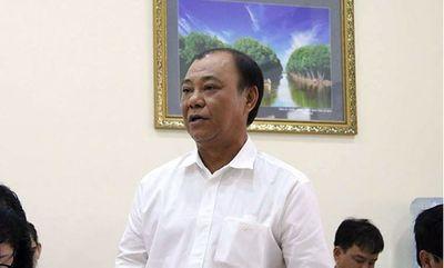 Hồ sơ sai phạm của ông Lê Tấn Hùng, Tổng giám đốc Sagri vừa bị đình chỉ công tác - ảnh 1