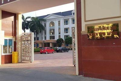Vụ nhận hối lộ tại Vĩnh Tường: 3 thanh tra Bộ Xây dựng bị khởi tố  - ảnh 1